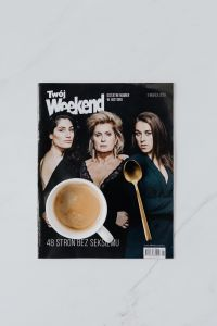"Kaboompics - The last issue of the oldest and the most iconic porn magazine in Poland - ""Twój Weekend"""