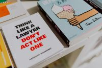 Kaboompics - Think Like A Lawyer Don't Act Like One Book