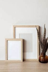 Kaboompics - Photo mockups of frames