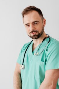 Kaboompics - Young male doctor - free medical photos