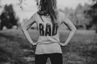 Kaboompics - Bad girl