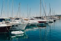 Kaboompics - Marina with boats in the Adriatic Sea in Izola, Slovenia