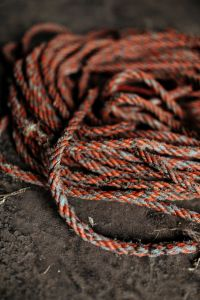 Kaboompics - Old rope in a workshop