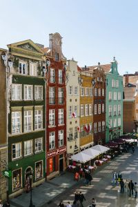 Kaboompics - The tenement houses in Gdansk, Mariacka Street, Poland