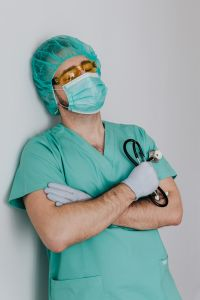 Young male doctor - free medical photos