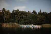 Kaboompics - Summer at the lake / Paddle Boats