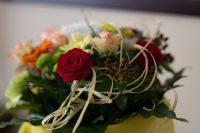 Kaboompics - Flowers arranged in a beautiful bouquet