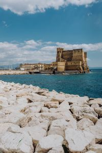 Kaboompics - Dell'Ovo Castle in Naples