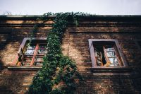 Kaboompics - Old bricks buildings in Lodz, Poland