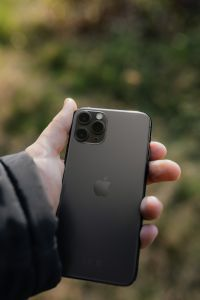 Kaboompics - Apple iPhone 11 Pro Space Gray