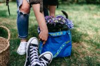 Kaboompics - THE TOP TREND THIS SEASON - IKEA's FRAKTA Shopping Bag