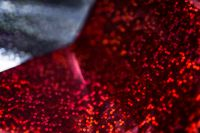 Kaboompics - Red Holographic Paper Backgrounds