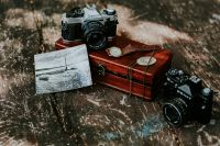 Kaboompics - Old vintage camera