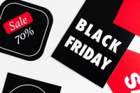 Kaboompics - Black friday sale