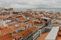 Cityscape of Lisbon, Portugal