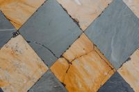Kaboompics - A marble, natural stone floor