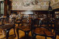 Kaboompics - Casa do Alentejo, the vintage chairs, Lisbon, Portugal